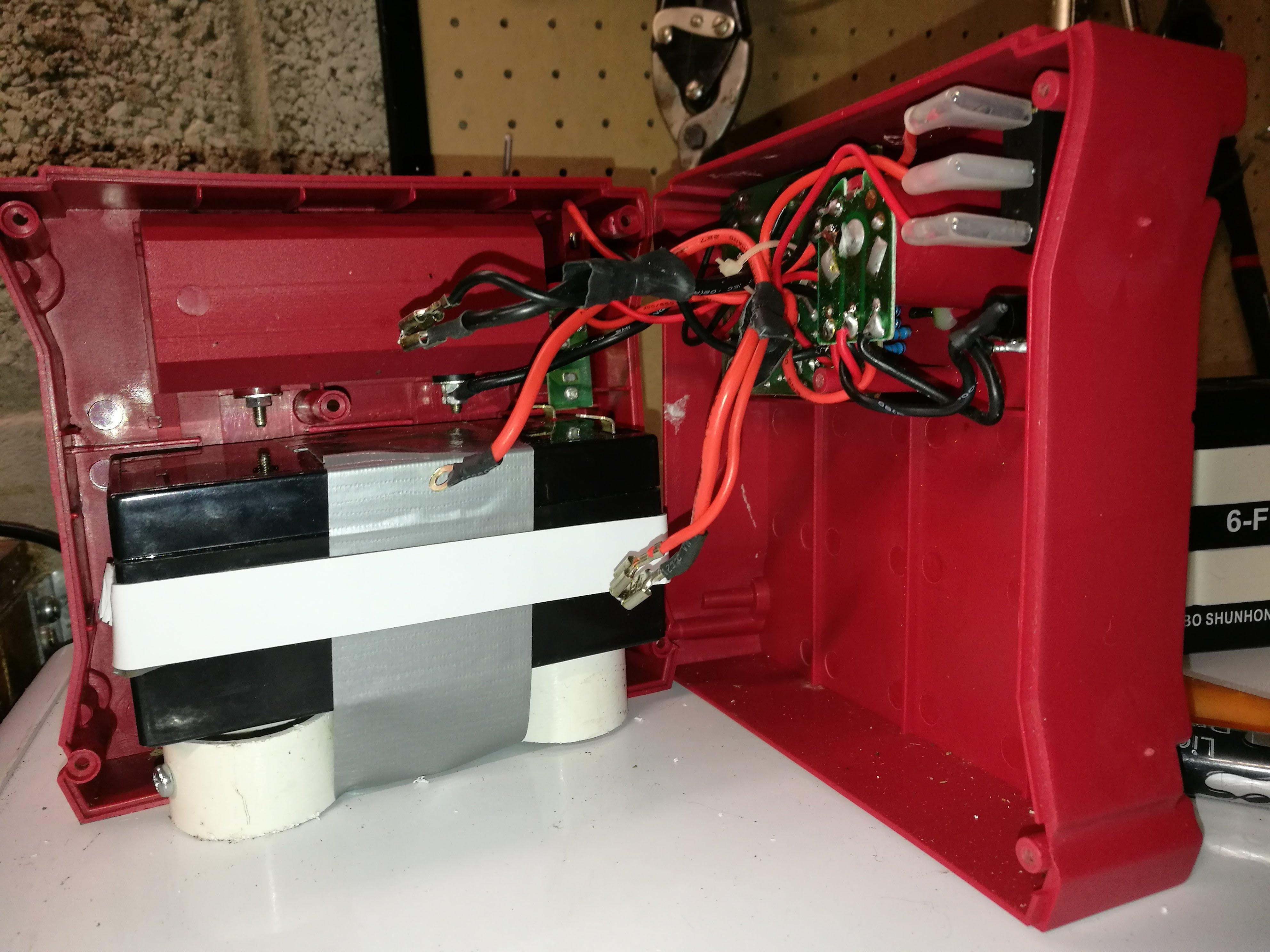 Tronic Power Cube KH 3106